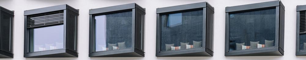 Streifenfreie Fenster Symbolbild
