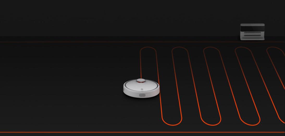 Xiaomi Mi iRobot Test