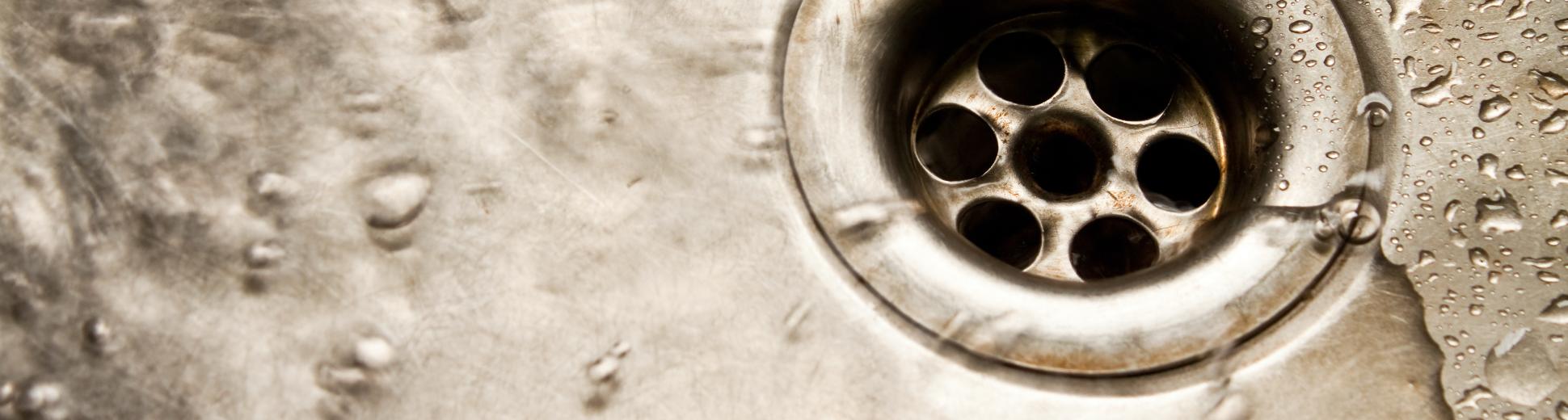 Abflussreiniger für den Küchenabfluss
